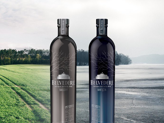 Belvedere Single Estate Rye
