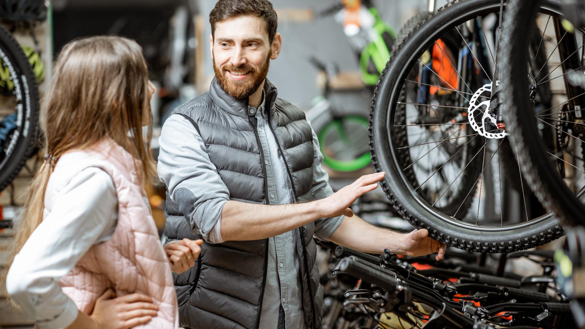 Branża rowerowa - dynamiczna treść