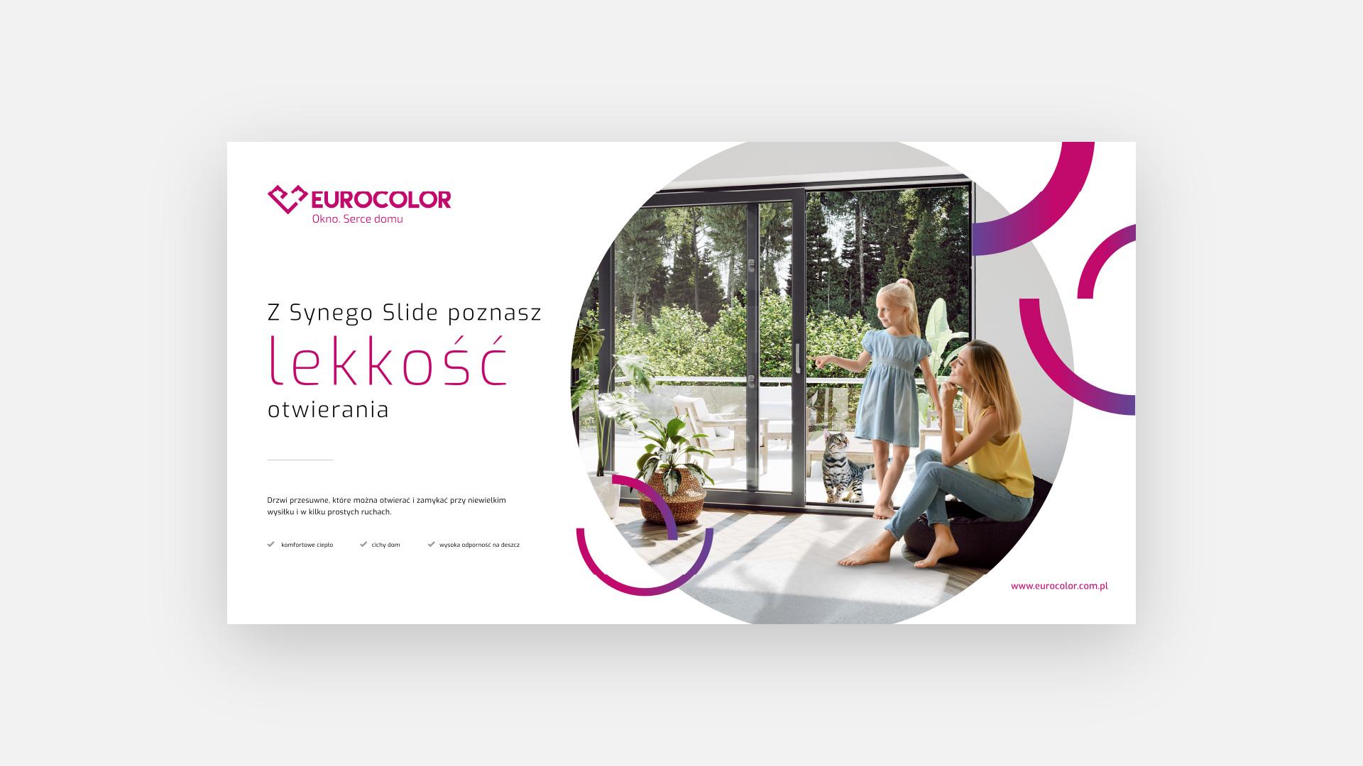 KV drzwi Eurocolor